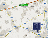 We are easily accessible from the A4 Milan-Venice